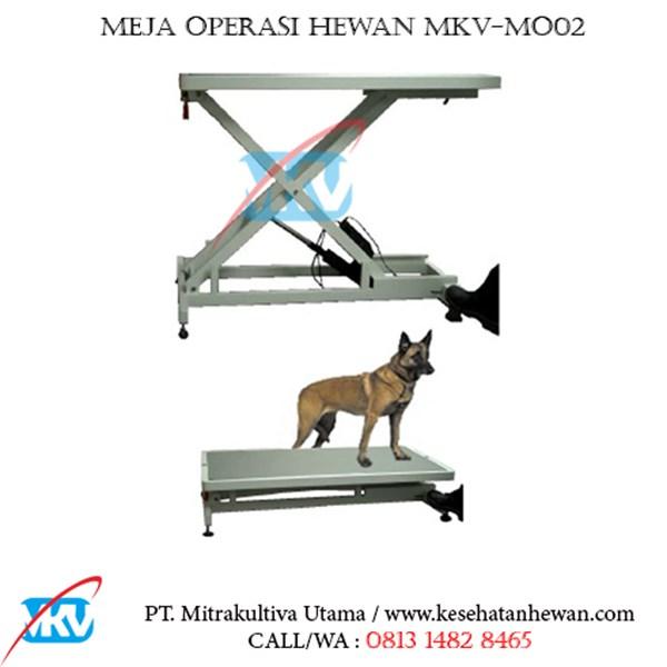 Meja Operasi Hewan MKV-MO02