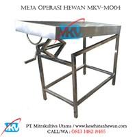 Meja Dissecting Hewan MKV-MO04