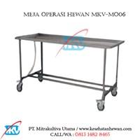 Meja Autopsi Hewan MKV-MO06