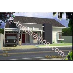 Desain Rumah Klasik Modern Tipe 1 By Archigraf Kreasindo