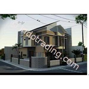 Desain Rumah Klasik Modern Tipe 2 By Archigraf Kreasindo