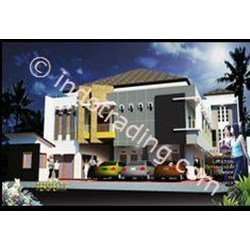 Desain Rumah Klasik Modern Tipe 4 By Archigraf Kreasindo
