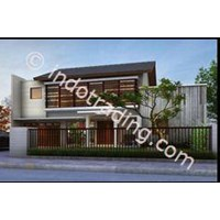 Desain Rumah Klasik Modern Tipe 5 By Archigraf Kreasindo