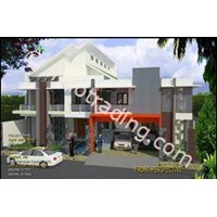 Desain Rumah Klasik Modern Tipe 6 By Archigraf Kreasindo
