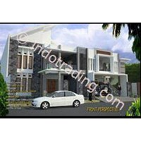 Desain Rumah Klasik Modern Tipe 7 By Archigraf Kreasindo