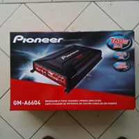 Jual Power Pioneer A6604