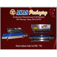 Distributor Mesin Continuous Sealer FRB 770II 3