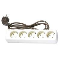 Stop Kontak 5 Lobang Plus Kabel Uticon St-158C 1