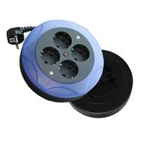 Kabel Roll Mini 6 Meter Uticon Mcr-2806 1