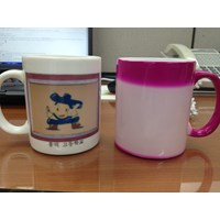 THERMOCHROMIC DYE Atau MUG BUNGLON