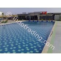 Kolam Renang Semi Olimpic By Antasena Pools