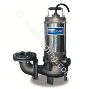 Ss & Sf Jenis (Pompa Stainless Air Limbah Atau Sewage)