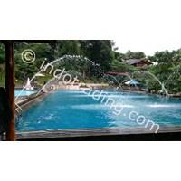 Kolam Renang Saung Dolken Bogor