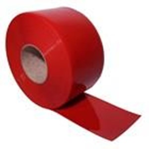 TIRAI PVC STRIP MERAH