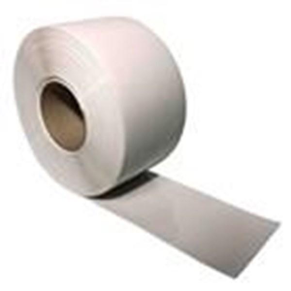 TIRAI PVC PLASTIK PUTIH