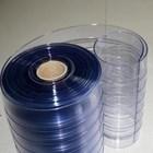 Tirai PVC Strip Bening 1