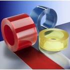 Tirai PVC Plastik Transparan 1