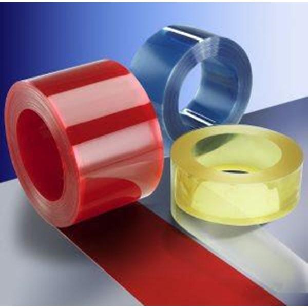 Tirai PVC Plastik Transparan