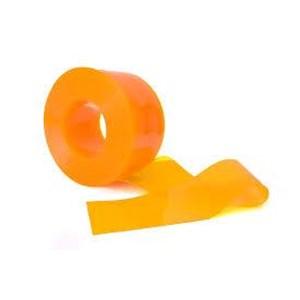 Tirai PVC Plastik Warna Kuning