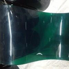 Tirai PVC Strip Curtain Welding Green