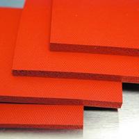 Karet Silikon Sheet Merah