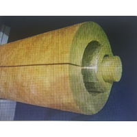 Rockwool Pipes
