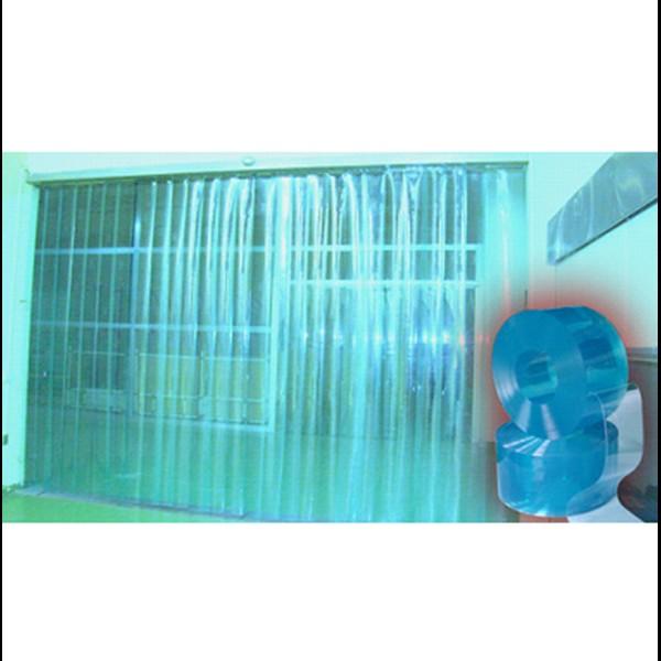 Tirai PVC Curtain Plastik Polar