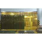 Tirai PVC Curtain Strip Kuning Surabaya 1