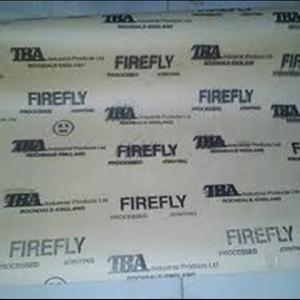 Gasket Boiler TBA Firefly Sheet