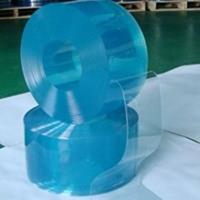 Tirai PVC Curtain Strip Polar Cold Stroge