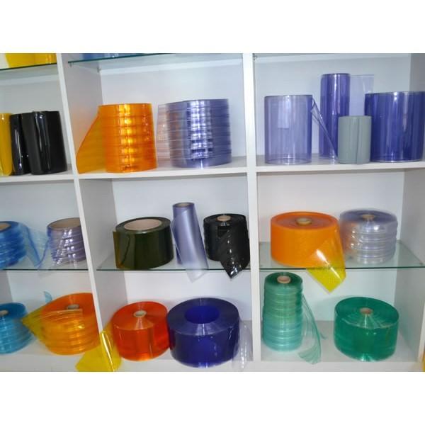 Tirai PVC Plastik Curtain