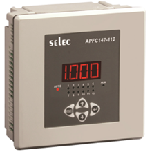 REGULATOR POWER FACTOR CONTROLLER APFC147-112 SELEC