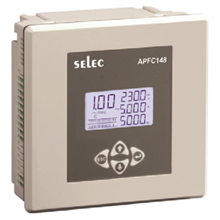 REGULATOR POWER FACTOR CONTROLLER APFC148-308 SELEC
