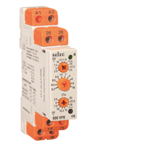 ANALOG VOLTAGE PROTECTION RELAY 600VPR SELEC
