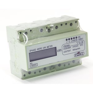 Sell Electronic Energy Meter ( Kwh Meter ) XTM1250SACT LCD By CT FORT from  Indonesia by PT Fortindo Sukses Mandiri,Cheap Price