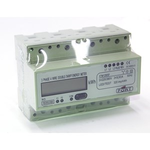 Sell Electronic Energy Meter ( Kwh Meter ) XTM1250SFCT LCD By CT FORT from  Indonesia by PT Fortindo Sukses Mandiri,Cheap Price