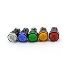Pilot Lamp LED 30MM FORT ( Red/Green/Yellow)