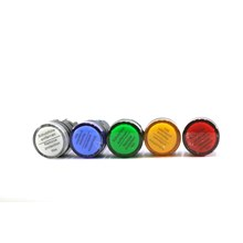 Pilot Lamp LED 22MM SUN_LUX ( Red/Green/Yellow)