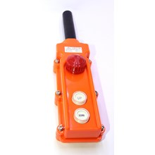Hoist Push Button 2 Tombol COB-61P with Emergency Stop FORT