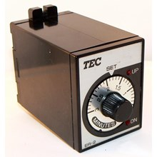 TEC ER-2 TIMER Relay dan Kontaktor Listrik