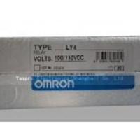 Distributor Omron LY4 110VDC Aksesoris Listrik 3