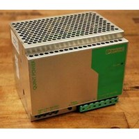 Power Supply  QUINT-PS-3X400-500AC 24DC 20 Phoenix Contact Power Supply Industri 1