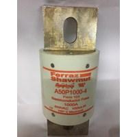 Distributor Ferraz Shawmut A50P1000-4 Sekring 3