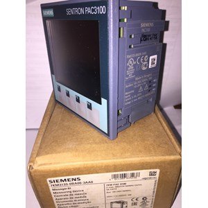 Dari SIEMENS 7KM2112-0BA00-3AA0 SENTRON PAC3200 Panel Meter 1