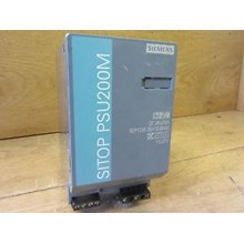 POWER SUPPLY SIEMENS 6EP1334-3BA10 Power Supply Industri