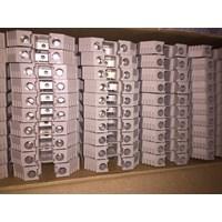 Distributor  WEIDMULLER WPE4 Grounding Terminal Block 3