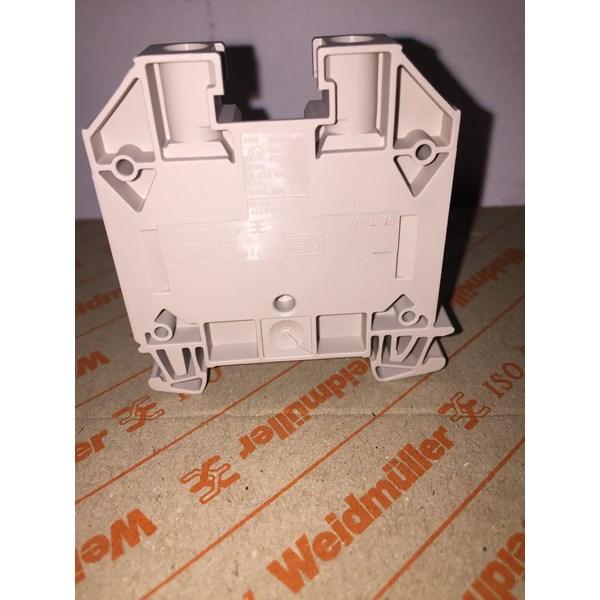 WEIDMULLER WPE4 Grounding Terminal Block