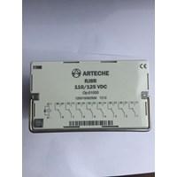 ARTECHE RJ8R 110 125 VDC Relay dan Kontaktor Listrik