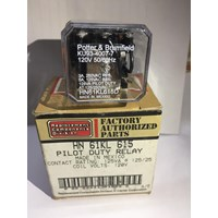 Potter Brumfield KU93 4007 7 Relay dan Kontaktor Listrik
