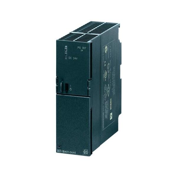 SIMATIC PS 307 SIEMENS 6ES7307-1BA01-0AA0 Control Panel
